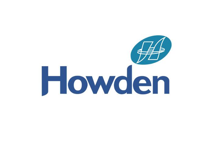 Referenz Logo Howden