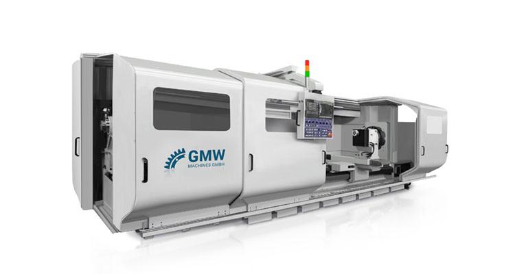 Maschine GMW Hl1070 freigestellt
