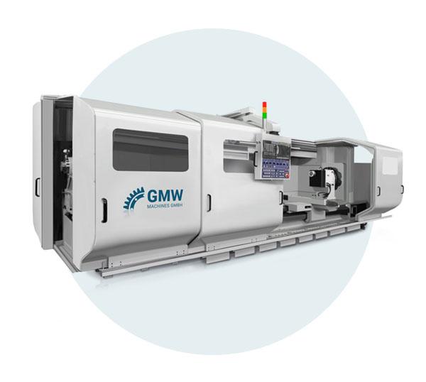 GMW Drehmaschine